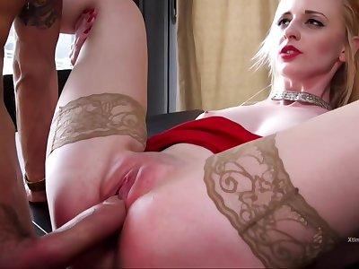 Chris Diamond And Luna Ramondini In Amazing Sex Video Milf Way-out Pretty Two