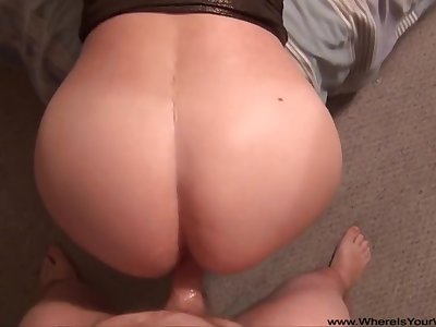 Anal Bubble Wazoo Mexican Granny Returns. XHamster Time !