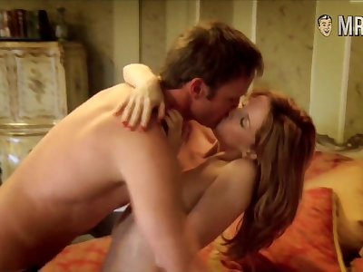 Kelly Reilly hot plus sexy scenes