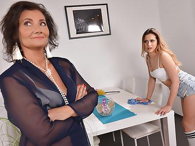 Burnish apply Madame & Burnish apply Maid!