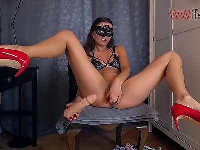 Young tie the knot loves Fierce Double Anal Fucking